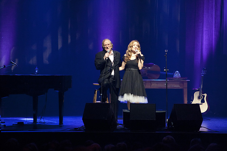 Chantal Blanchais & Jean Lapointe