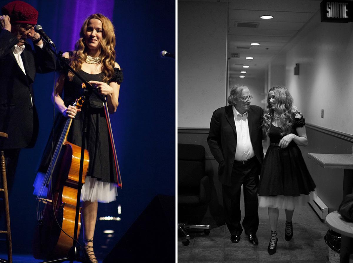 Jean Lapointe & Chantal Blanchais au Palace de Granby 18 octobre 2012