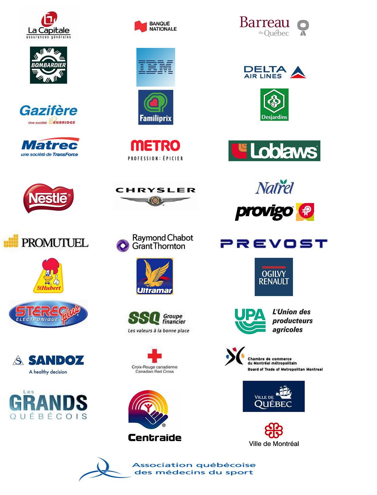 Clients corporatifs